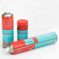 Desinfecterende spray, 70% alcohol